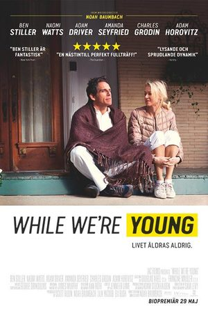 Affisch för While We're Young