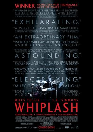 Affisch för Whiplash