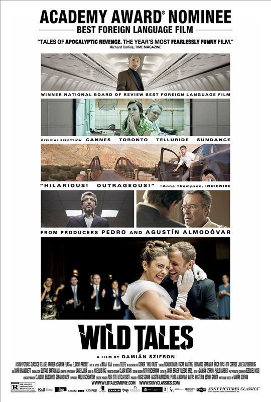 Affisch för Wild Tales