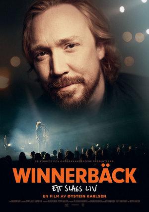 Affisch för Winnerbäck - Ett Slags Liv