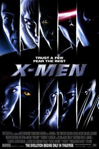 Affisch för X-Men