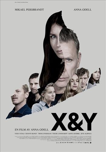 Affisch för X&Y