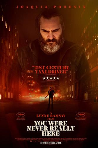 Affisch för You Were Never Really Here