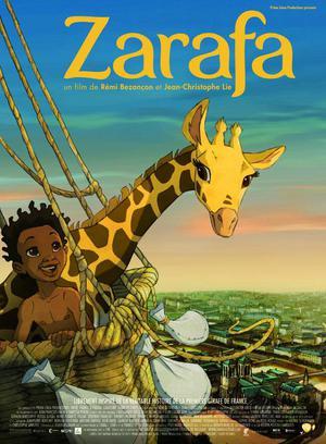 Affisch för Zarafa