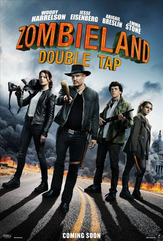 Affisch för Zombieland: Double Tap