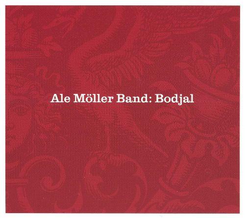 Skivomslag för Ale Möller Band: Bodjal