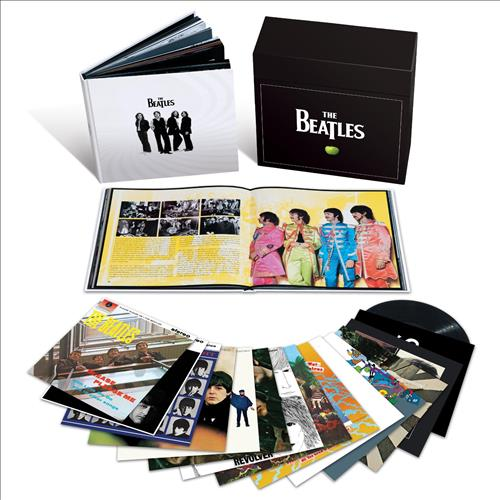 The Beatles Mono Box Set