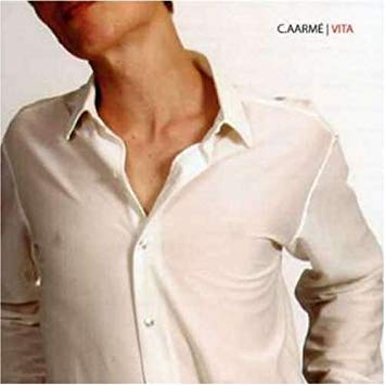 Skivomslag för C.Aarmé: Vita
