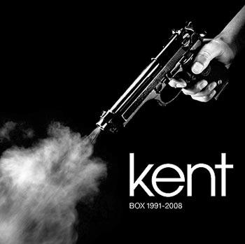 Skivomslag för Kent: Box 1991-2008