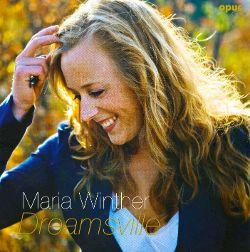 Skivomslag för Maria Winther: Dreamsville