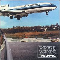 Skivomslag för Pinko Pinko: Traffic