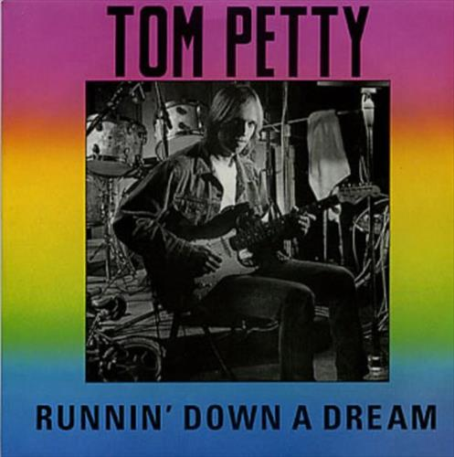 Skivomslag för Tom Petty: Runnin' Down A Dream