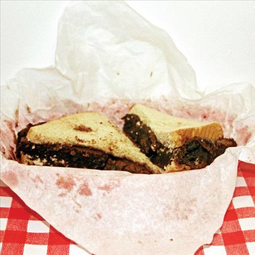 Fudge Sandwich