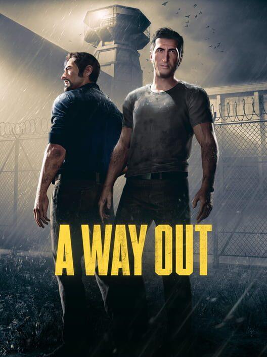 Omslag för A Way Out