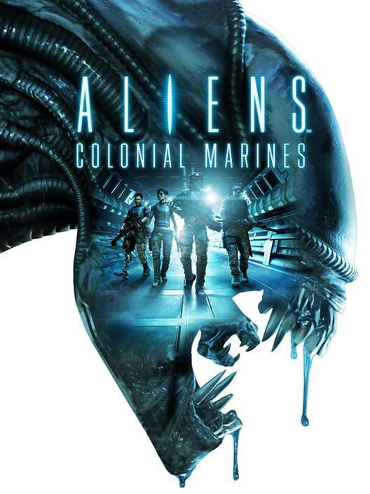 Omslag för Aliens: Colonial Marines