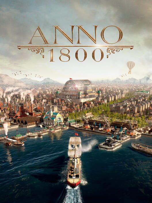 Omslag för Anno 1800