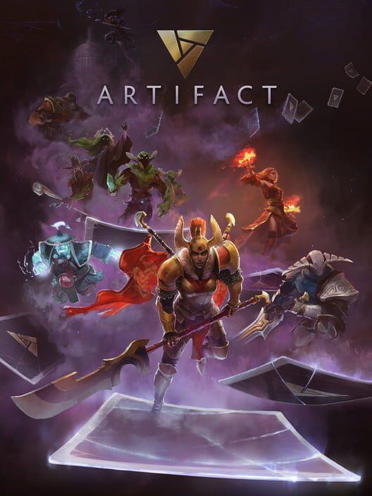 Omslag för Artifact