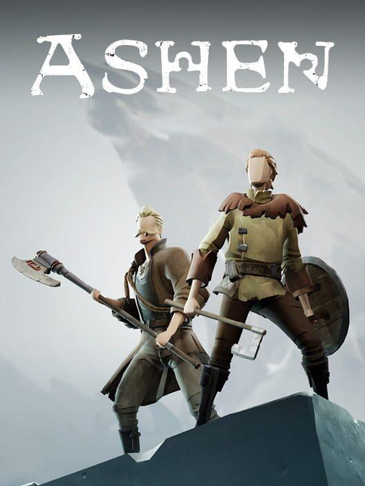 Omslag för Ashen