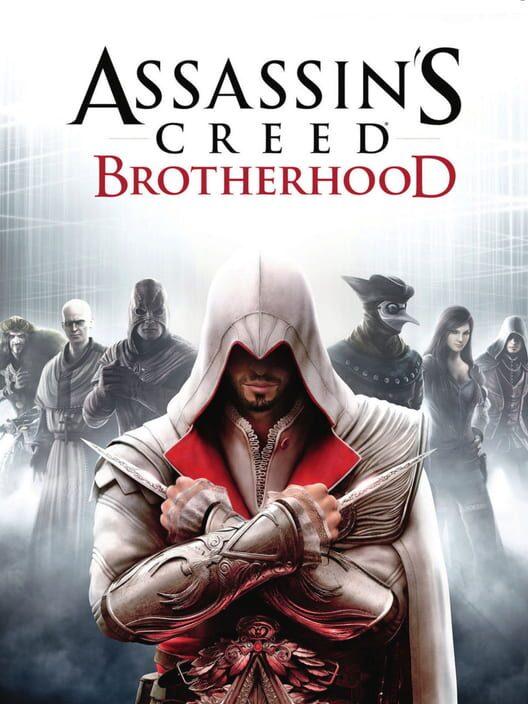 Omslag för Assassin's Creed: Brotherhood