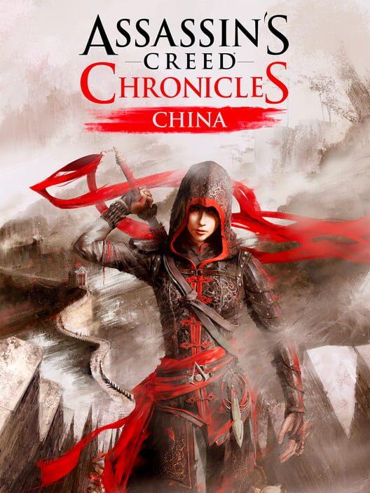 Omslag för Assassin's Creed Chronicles: China