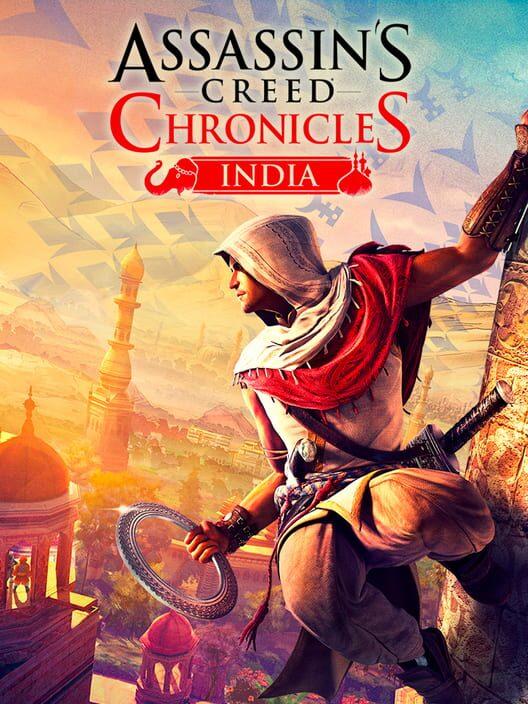 Omslag för Assassin's Creed Chronicles: India
