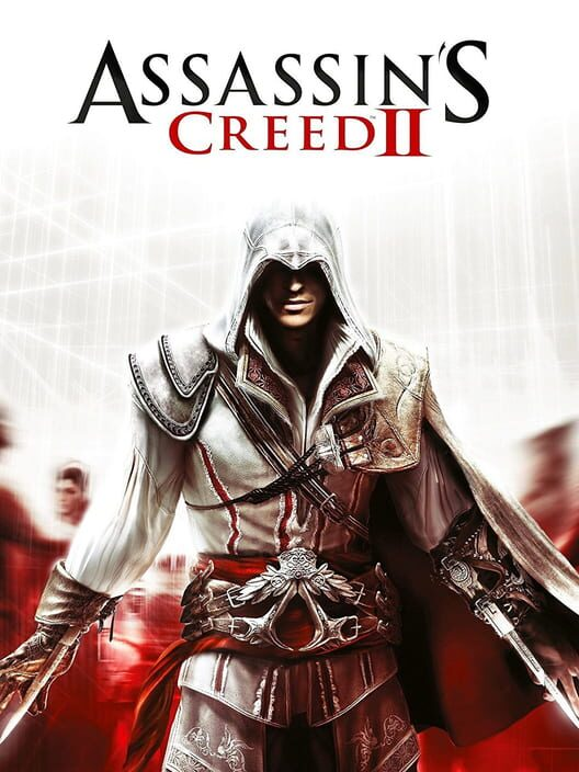 Omslag för Assassin's Creed II