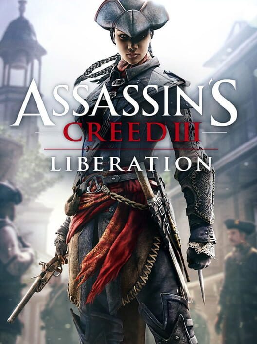 Omslag för Assassin's Creed III: Liberation