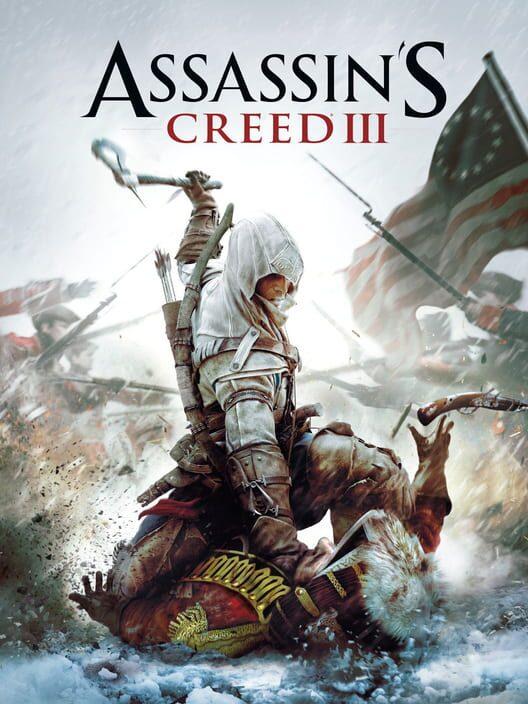 Omslag för Assassin's Creed III