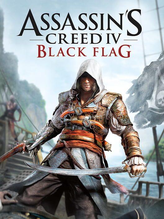 Omslag för Assassin's Creed IV: Black Flag