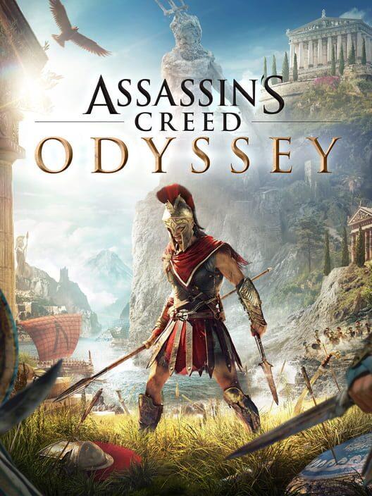 Omslag för Assassin's Creed: Odyssey
