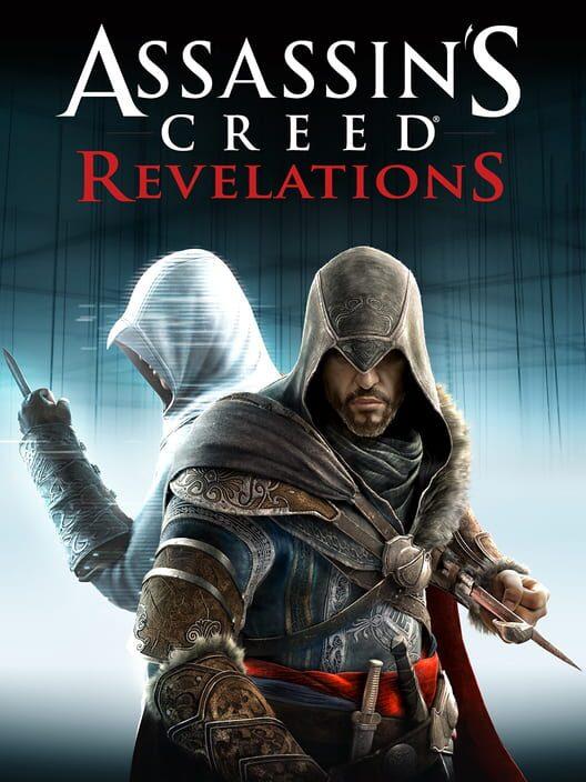 Omslag för Assassin's Creed: Revelations