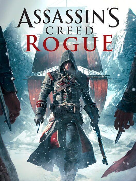 Omslag för Assassin's Creed: Rogue