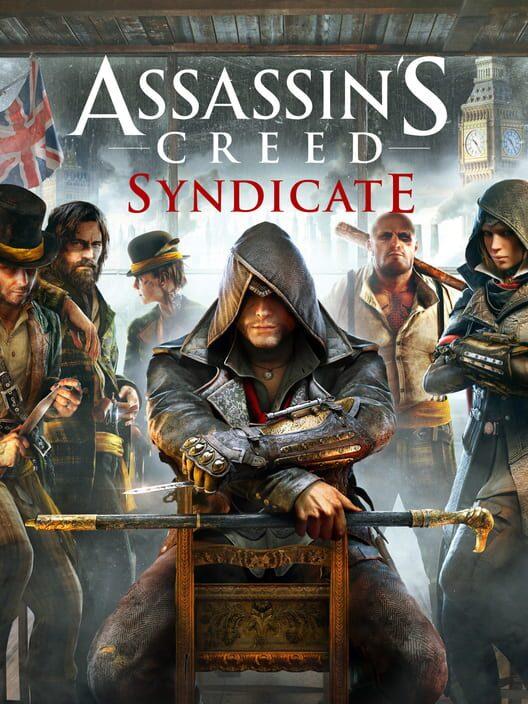 Omslag för Assassin's Creed: Syndicate