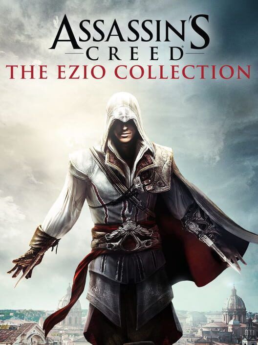 Omslag för Assassin's Creed: The Ezio Collection