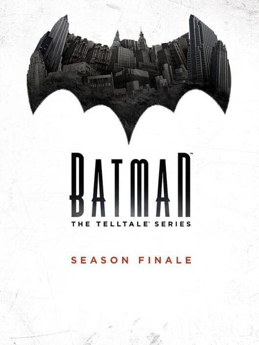 Omslag för Batman - The Telltale Series - Episode 5: City Of Light