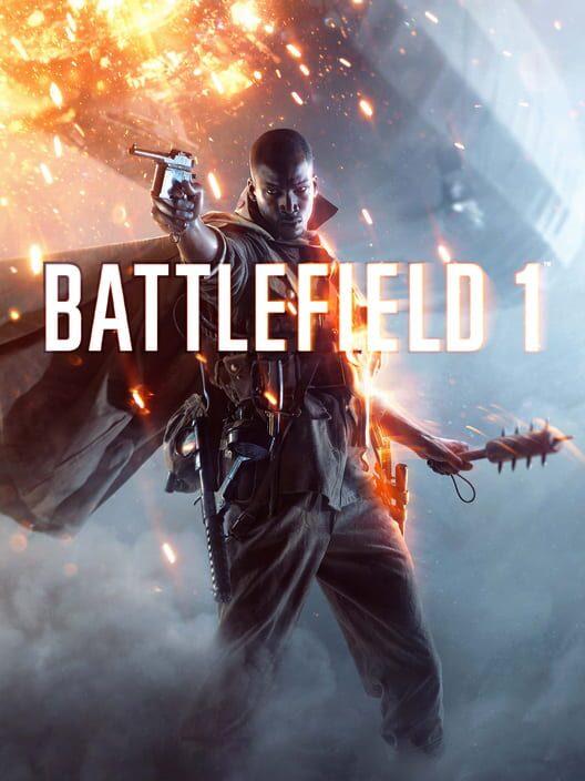 Omslag för Battlefield 1