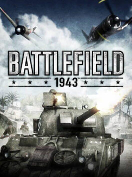 Omslag för Battlefield 1943