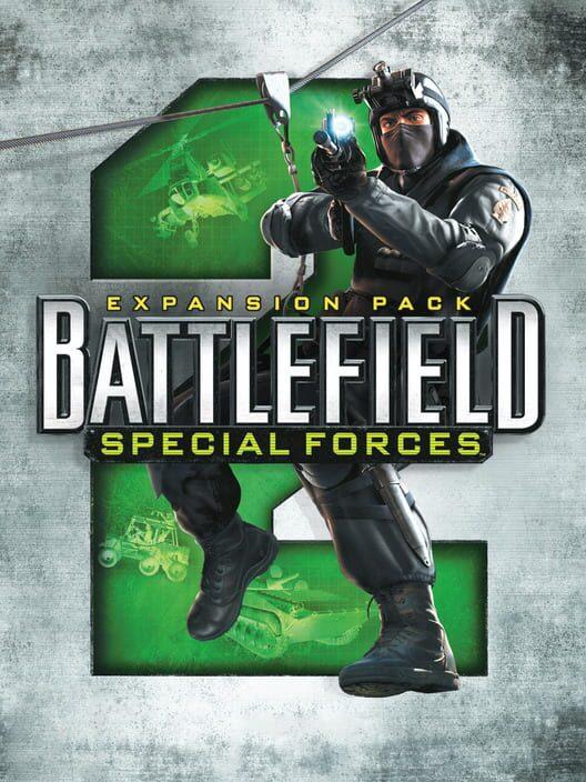 Omslag för Battlefield 2: Special Forces