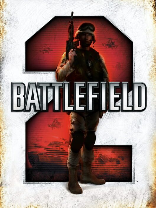 Omslag för Battlefield 2