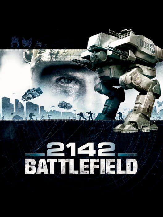 Omslag för Battlefield 2142