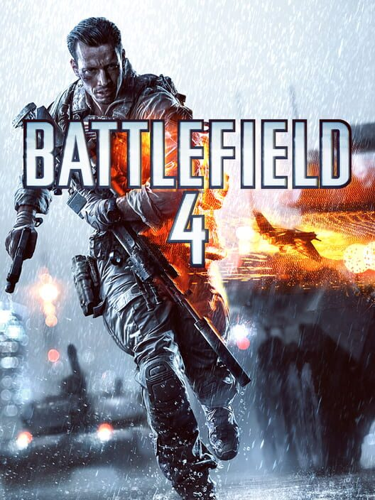 Omslag för Battlefield 4