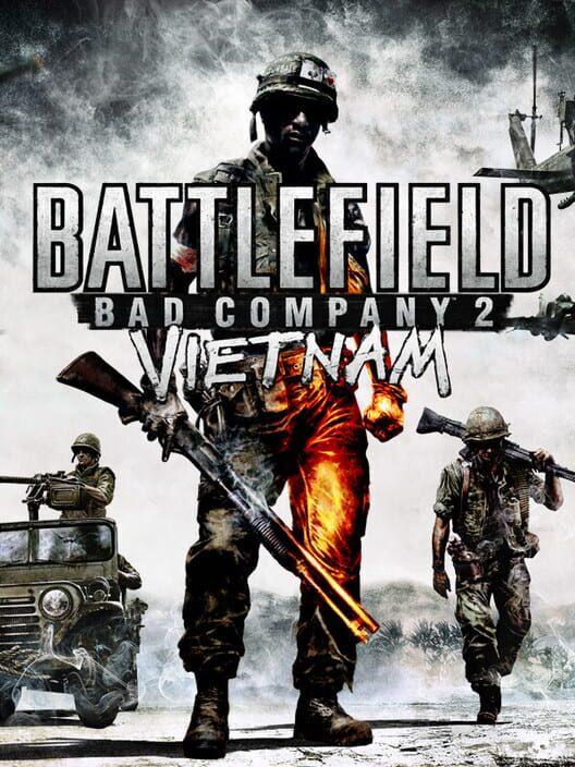 Omslag för Battlefield: Bad Company 2 - Vietnam