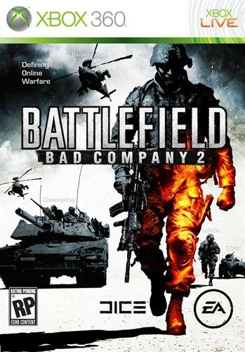 Omslag för Battlefield: Bad Company 2