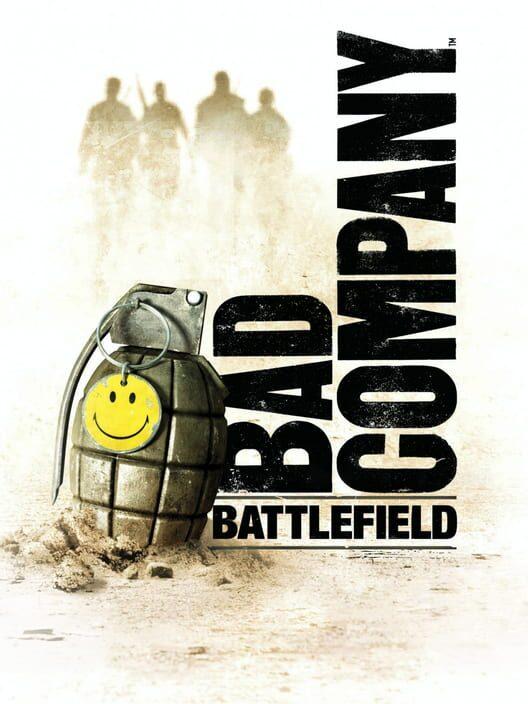 Omslag för Battlefield: Bad Company