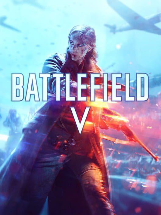 Omslag för Battlefield V