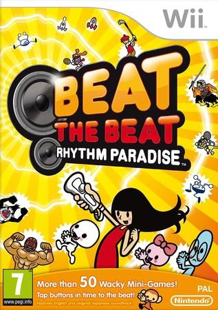 Omslag för Beat The Beat: Rhythm Paradise