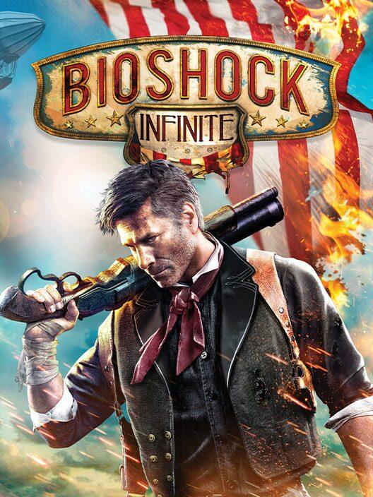 Omslag för Bioshock Infinite