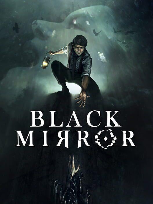 Omslag för Black Mirror