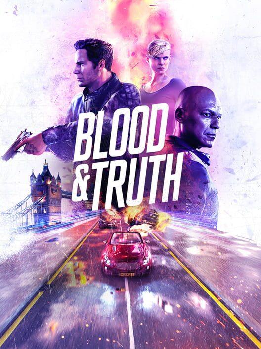 Omslag för Blood & Truth