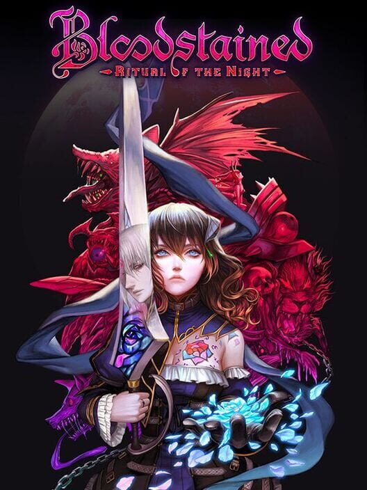 Omslag för Bloodstained: Ritual Of The Night